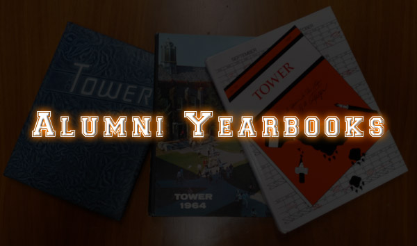 Alumni Yearbooks Available